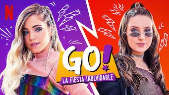 GO! La fiesta inolvidable (2019)