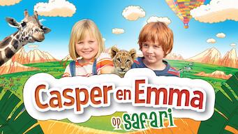 Casper en Emma op safari (2015)