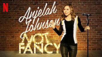 Anjelah Johnson: Not Fancy (2015)